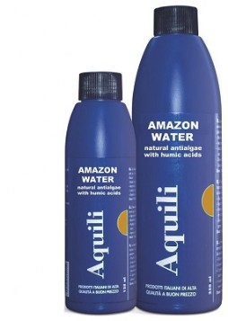 Amazon Water Acidi Umici e Antialghe Naturale