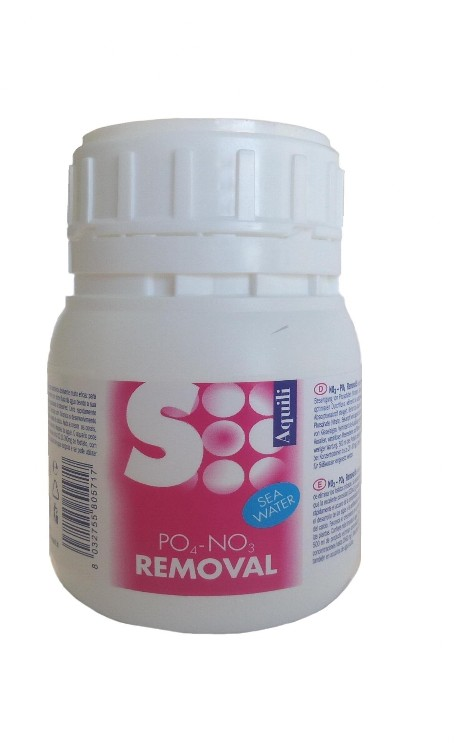 PO4 - NO3 Removal - Sea Water